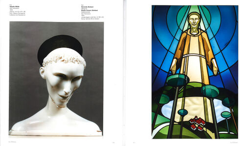 Foto Cover di Bellezza divina. Tra Van Gogh, Chagall e Fontana. Catalogo della mostra (Firenze, 24 settembre 2015-24 gennaio 2016), Libro di  edito da Marsilio 4