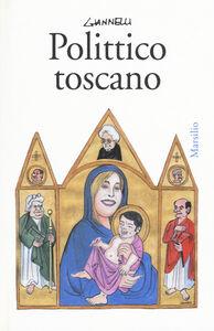 Libro Polittico toscano Emilio Giannelli