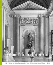 Annali di architettura (2014)