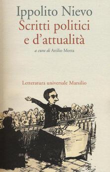 Amatigota.it Scritti politici e d'attualità Image