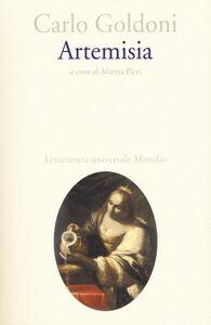 Libro Artemisia Carlo Goldoni