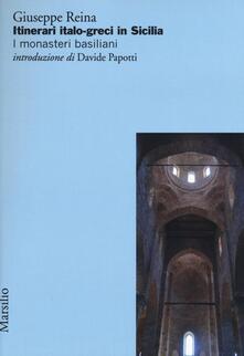 Tegliowinterrun.it Itinerari italo-greci in Sicilia. I monasteri basiliani Image