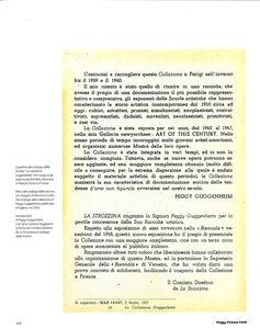 Foto Cover di Da Kandinsky a Pollock. La grande arte dei Guggenheim. Catalogo della mostra (Firenze, 19 marzo-24 luglio 2016), Libro di  edito da Marsilio 3