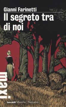 Il segreto tra di noi - Gianni Farinetti - copertina