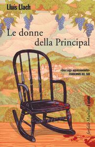 Libro Le donne della Principal Lluís Llach
