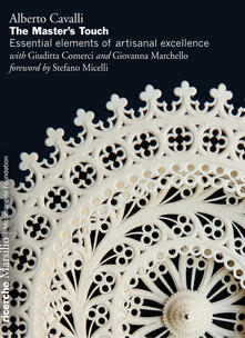 Listadelpopolo.it The master's touch: essential elements of artisanal excellence. Ediz. illustrata Image
