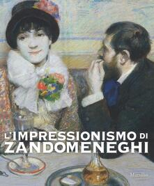 Filmarelalterita.it L' impressionismo di Zandomeneghi. Catalogo della mostra (Padova, 1 ottobre 2016-29 gennaio 2017). Ediz. illustrata Image