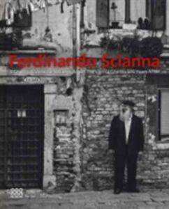 Foto Cover di Ferdinando Scianna. Il ghetto di Venezia 500 anni dopo-The Venice Ghetto 500 years after. Catalogo della mostra (Venezia, 26 agosto 2016-8 gennaio 2017), Libro di  edito da Marsilio 0
