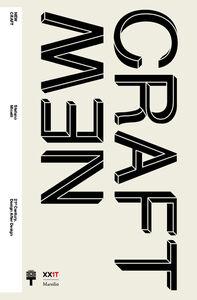 Foto Cover di New craft. Ediz. inglese, Libro di  edito da Marsilio