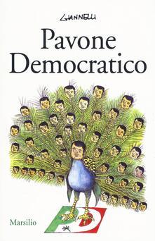 Voluntariadobaleares2014.es Pavone democratico Image