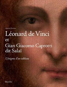 Antondemarirreguera.es Léonard de Vinci et Gian Giacomo Caprotti, dit Salaï. L'énigme d'un tableau Image