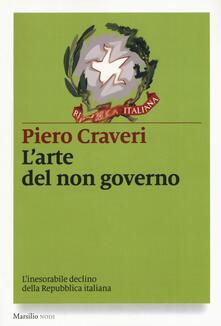Radiosenisenews.it L' arte del non governo. L'inarrestabile declino della Repubblica italiana Image