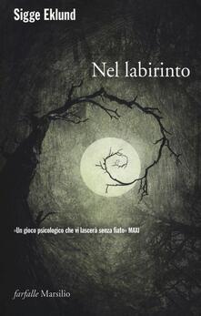 Nel labirinto - Sigge Eklund - copertina