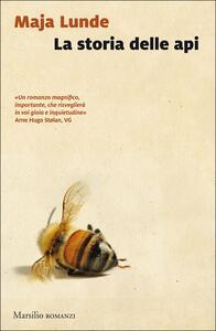 La storia delle api - Maja Lunde - copertina