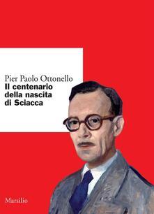 Antondemarirreguera.es Il centenario della nascita di Sciacca Image