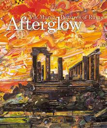 Vik Muniz. Afterglow - copertina