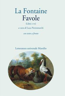 Winniearcher.com Favole. Libri I-VI. Testo francese a fronte Image