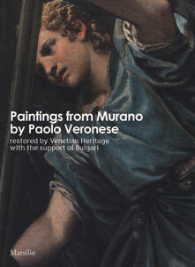 Warholgenova.it Paintings from Murano by Paolo Veronese restored by Venetian Heritage with the support of Bulgari. Ediz. illustrata Image