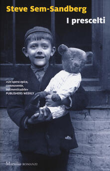 I prescelti - Steve Sem-Sandberg - copertina