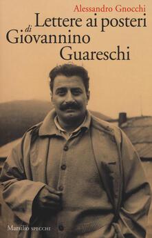 Radiospeed.it Lettere ai posteri di Giovannino Guareschi Image