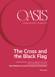 Thecross and the black flag