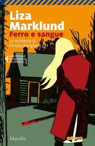 Ebook Ferro e sangue Marklund, Liza