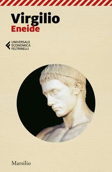 Eneide - Publio Virgilio Marone - copertina