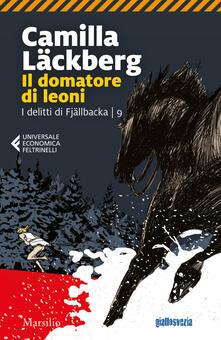 Camfeed.it Il domatore di leoni. I delitti di Fjällbacka. Vol. 9 Image