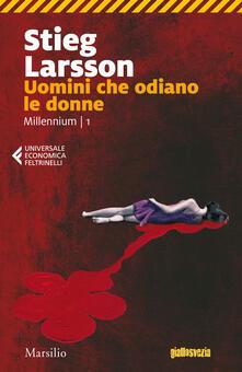 Criticalwinenotav.it Uomini che odiano le donne. Millennium. Vol. 1 Image