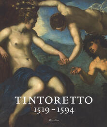 Librisulladiversita.it Tintoretto (1519-1594). Catalogo della mostra (Venezia, 7 settembre 2018-6 gennaio 2019). Ediz. inglese Image