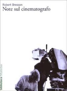 Libro Note sul cinematografo Robert Bresson
