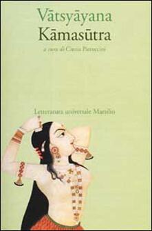 Kamasutra - Mallanaga Vatsyayana - copertina
