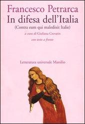 In difesa dell'Italia (Contra eum qui maledixit Italie). Testo latino a fronte