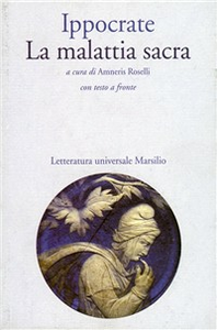 Libro La malattia sacra Ippocrate