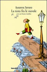 Foto Cover di La testa fra le nuvole. Con un brano inedito, Libro di Susanna Tamaro, edito da Marsilio