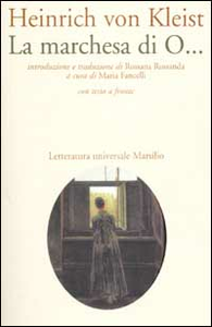 Libro La marchesa di O... Heinrich von Kleist