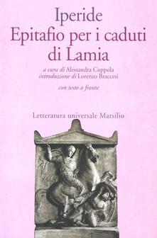 Librisulladiversita.it Epitafio per i caduti di Lamia Image