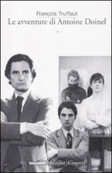 Le avventure di Antoine Doinel - François Truffaut - copertina