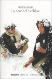 Aboutschuster.de La neve nel bicchiere Image