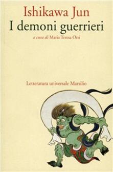 I demoni guerrieri - Jun Ishikawa - copertina