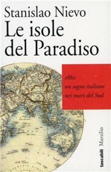 Le isole del paradiso - Stanislao Nievo - copertina