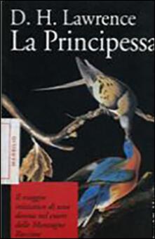 La principessa - David Herbert Lawrence - copertina
