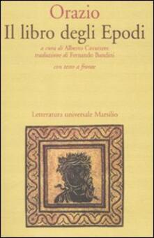 Winniearcher.com Il libro degli Epodi. Testo latino a fronte Image