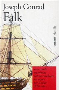 Libro Falk Joseph Conrad
