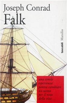 Falk - Joseph Conrad - copertina