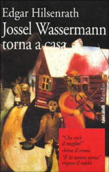 Jossel Wassermann torna a casa - Edgar Hilsenrath - copertina