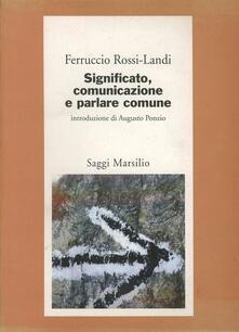 Radiosenisenews.it Significato, comunicazione e parlare comune Image