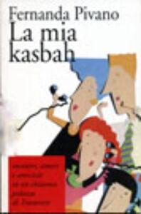 Libro La mia kasbah Fernanda Pivano