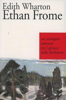 Ethan Frome - Edith Wharton - copertina
