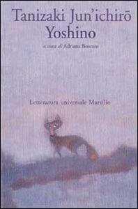 Libro Yoshino Junichiro Tanizaki